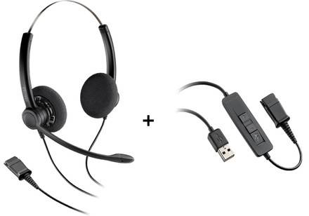 Plantronics PL-SP12-QD/SP-USB